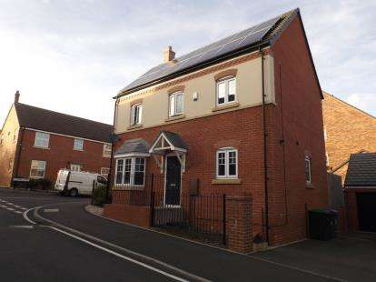 3 Bedrooms Detached House for sale in Devey Road, Smethwick, West Midlands