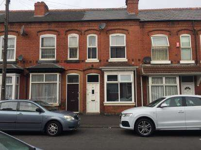 2 Bedrooms Terraced House for sale in Majuba Road, Birmingham, West Midlands