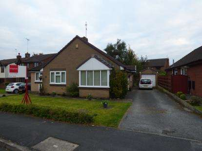 3 Bedrooms Bungalow for sale in The Whitfields, Macclesfield, Cheshire