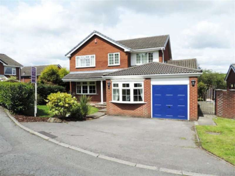 5 Bedrooms Property for sale in Whinstone Way, Irk Vale, Oldham, OL1