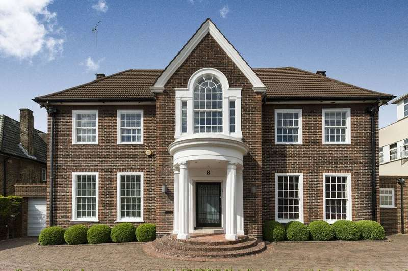 3 Bedrooms House for sale in West Heath Close, Hampstead, NW3