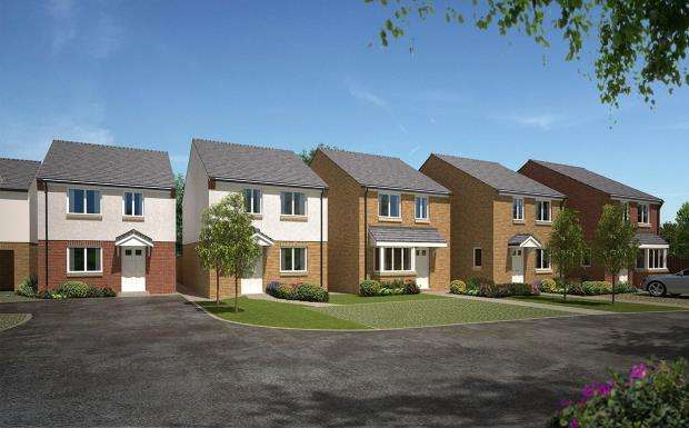 3 Bedrooms Detached House for sale in Jerrard Close, Honiton, Devon