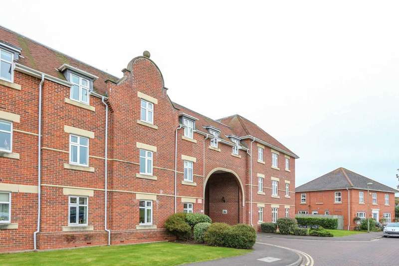 2 Bedrooms Apartment Flat for sale in Walter Bigg Way, Wallingford