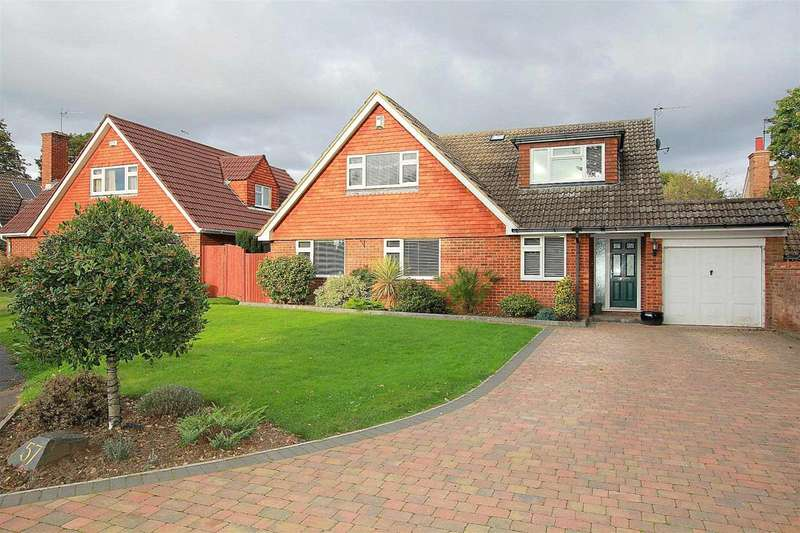 5 Bedrooms Detached House for sale in Gravel Lane, Boxmoor