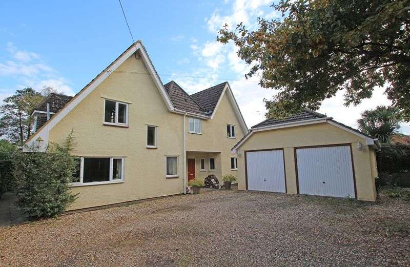 5 Bedrooms Detached House for sale in Landford