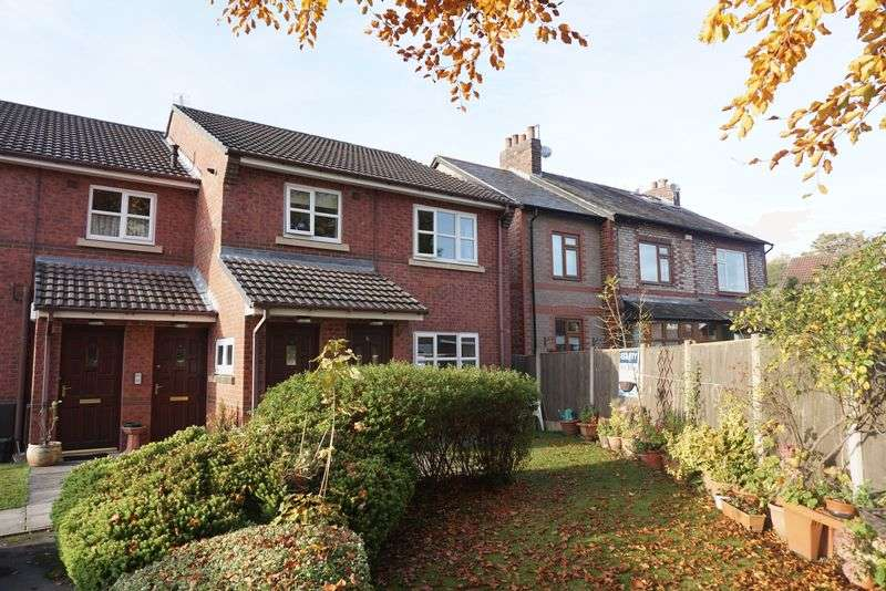 2 Bedrooms Flat for sale in Ash Close, Great Moor
