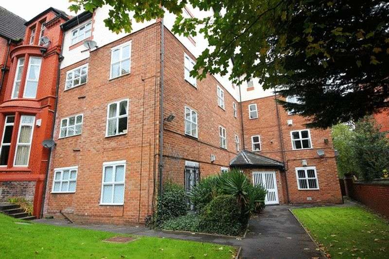 1 Bedroom Flat for sale in Ullet Road, Aigburth, Liverpool, L17
