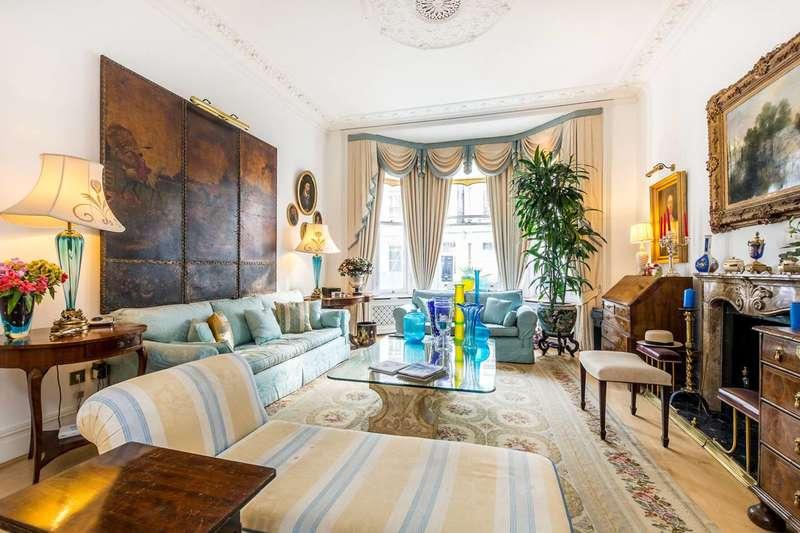 3 Bedrooms Maisonette Flat for sale in Stafford Terrace, Kensington, W8