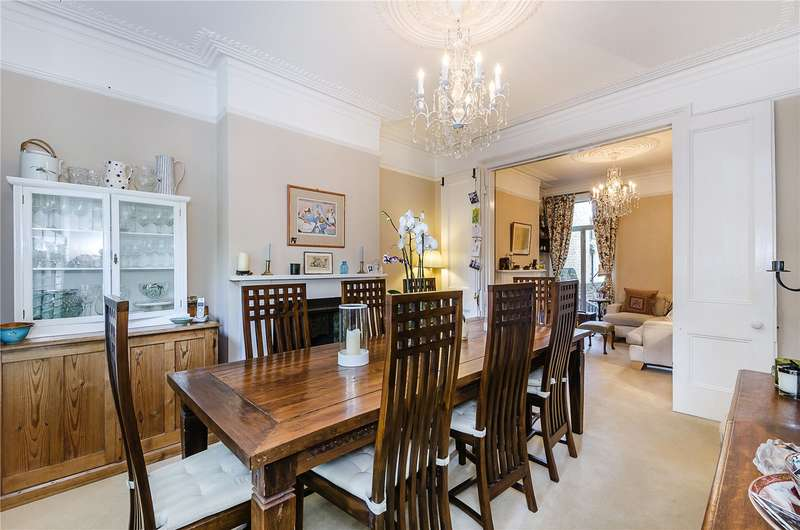 5 Bedrooms House for sale in Wandsworth Bridge Road, Fulham, London, SW6