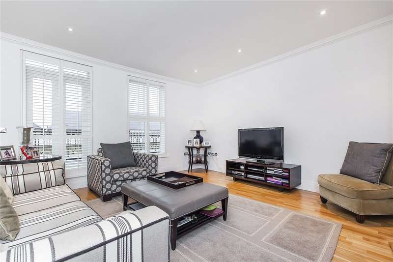 6 Bedrooms Terraced House for sale in Imperial Crescent, Imperial Wharf, Fulham, London, SW6