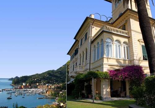 3 Bedrooms Penthouse Flat for sale in Port Of Santa Margherita, Santa Margherita, Italy, SL6 9SJ
