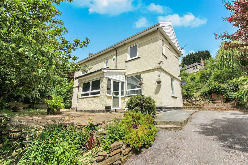 3 Bedrooms Detached House for sale in Leach Rise, Riddlesden, Keighley, BD20