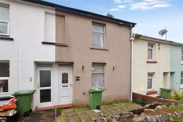 2 Bedrooms Terraced House for sale in Ebenezer Road, Paignton, Devon