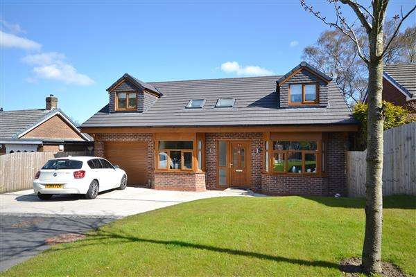 5 Bedrooms Detached House for sale in Glamis Drive, Chorley, Chorley