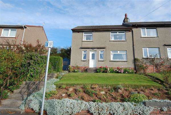 3 Bedrooms End Of Terrace House for sale in Craufurd Avenue, West Kilbride