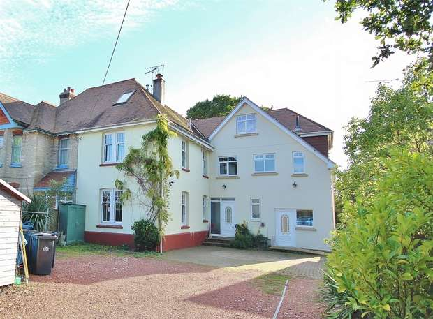 7 Bedrooms Terraced House for sale in Poole Road, Upton, POOLE, Dorset