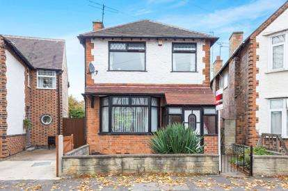 3 Bedrooms Detached House for sale in Ringwood Crescent, Wollaton, Nottingham, Nottinghamshire