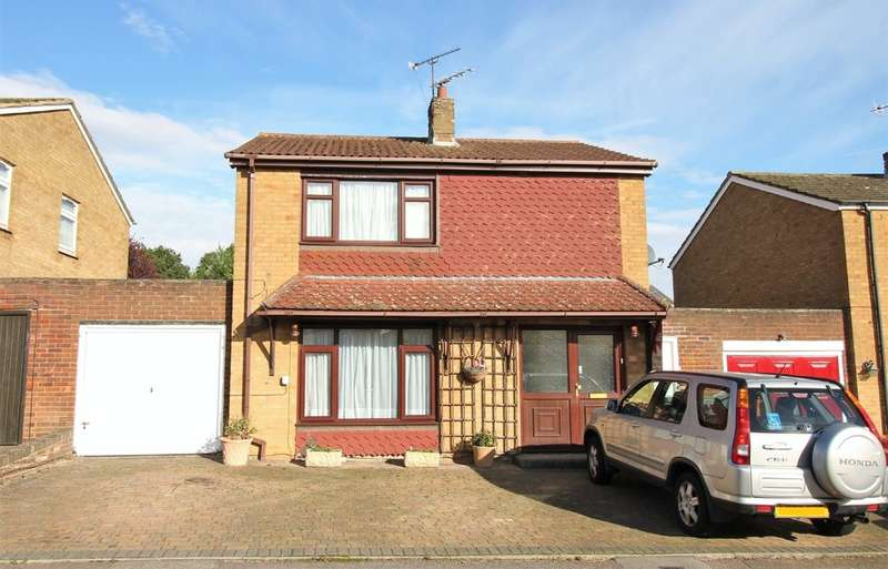 3 Bedrooms Detached House for sale in The Planets, Highfield