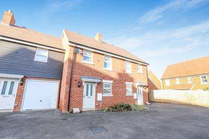 3 Bedrooms Terraced House for sale in Wiseman Road, Biggleswade, Bedfordshire, .