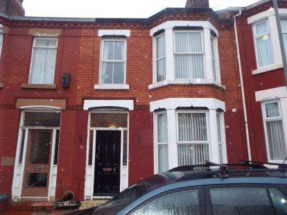 3 Bedrooms Terraced House for sale in Callander Road, Liverpool, Merseyside, L6