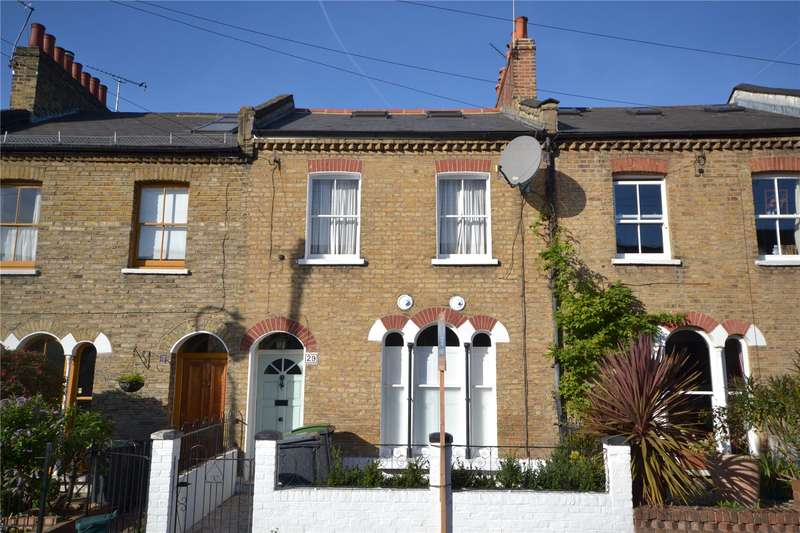 3 Bedrooms Terraced House for sale in Mount Pleasant Crescent, Stroud Green, London, N4