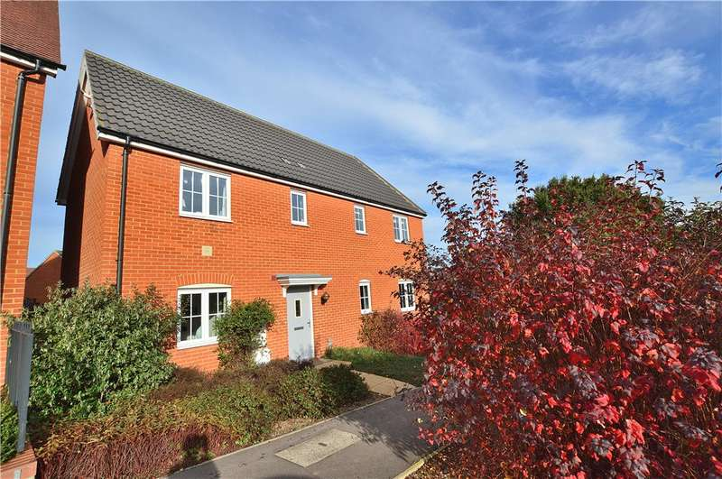 3 Bedrooms End Of Terrace House for sale in Stansted Mountfitchet
