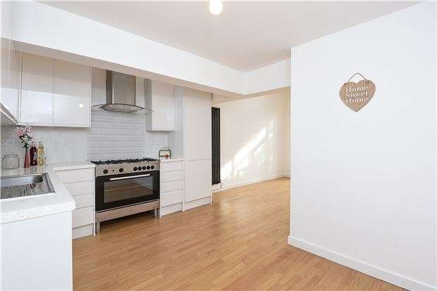 3 Bedrooms End Of Terrace House for sale in Livingstone Road, CR7