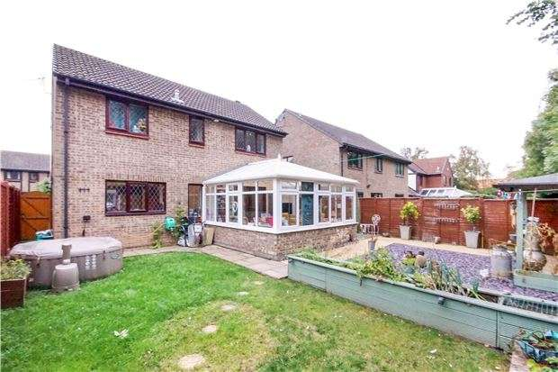 4 Bedrooms Detached House for sale in Sturmer Close, Yate, BRISTOL, BS37 5UR