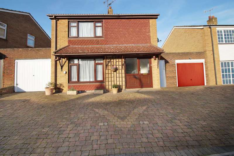 3 Bedrooms Detached House for sale in Apollo Way, Hemel Hempstead