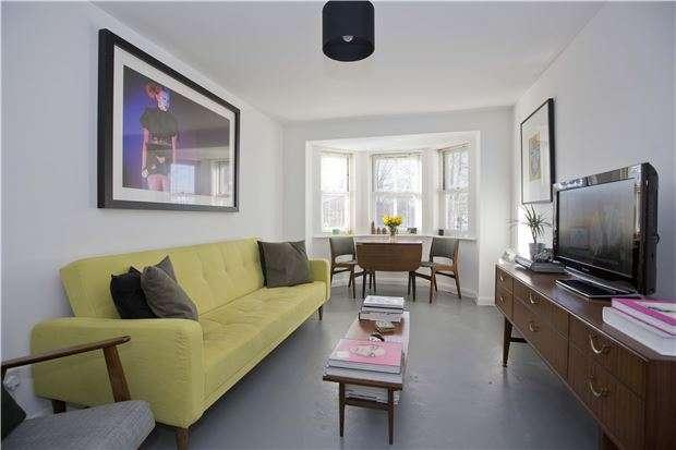 1 Bedroom Flat for sale in Bessborough Road, Putney, LONDON, SW15