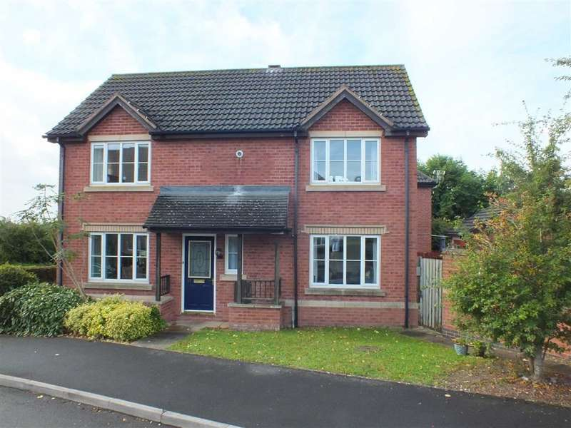 4 Bedrooms Property for sale in Painters Mead, Hilperton, Trowbridge, Wiltshire, BA14