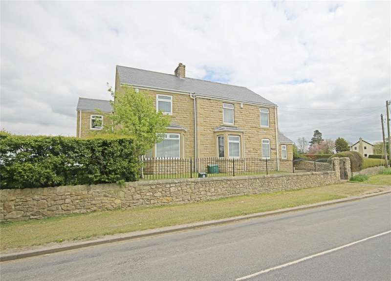 4 Bedrooms Detached House for sale in Front Street, Ingleton, Darlington, DL2