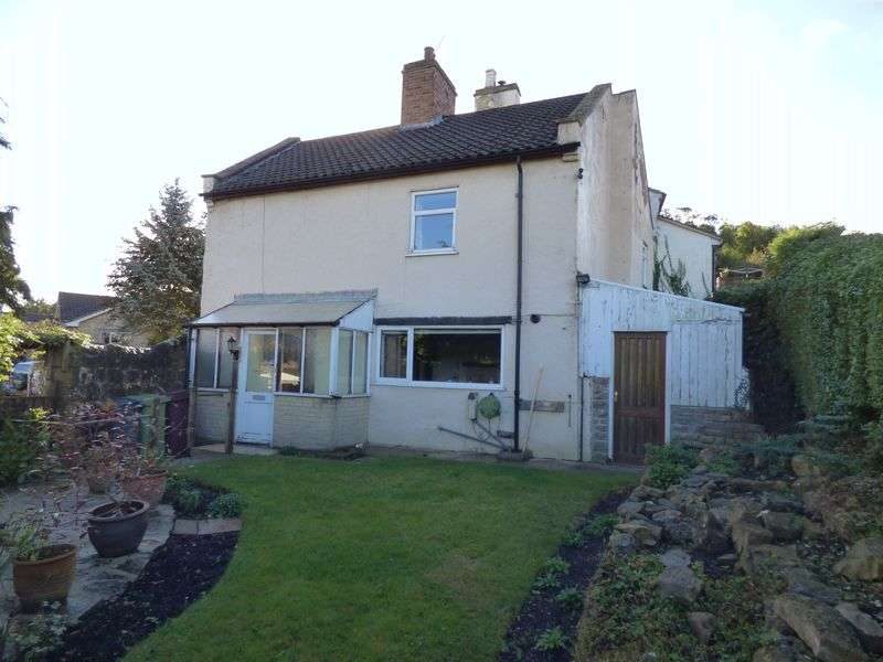 3 Bedrooms Semi Detached House for sale in Hillside, Whitwell