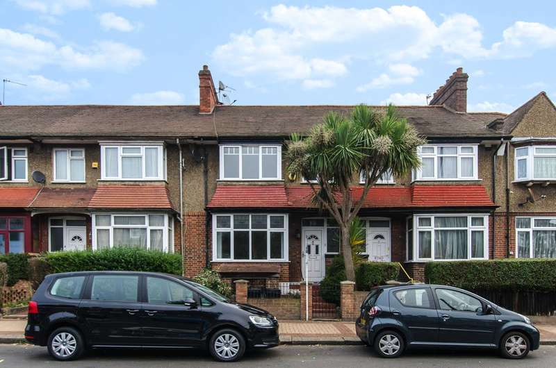 4 Bedrooms House for sale in Southcroft Road, Furzedown, SW16