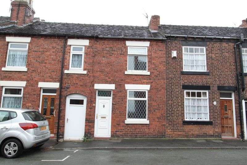 2 Bedrooms Terraced House for sale in Hope Street, Bignall End