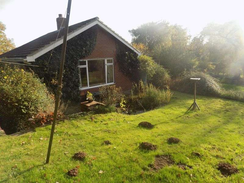 3 Bedrooms Detached Bungalow for sale in Blyth Road, Ranby