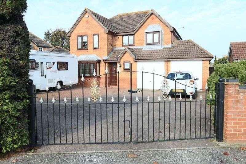 4 Bedrooms House for sale in Deepdale, Carlton Colville, Lowestoft