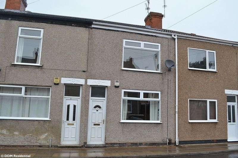 3 Bedrooms Terraced House for sale in Buller Street, Grimsby