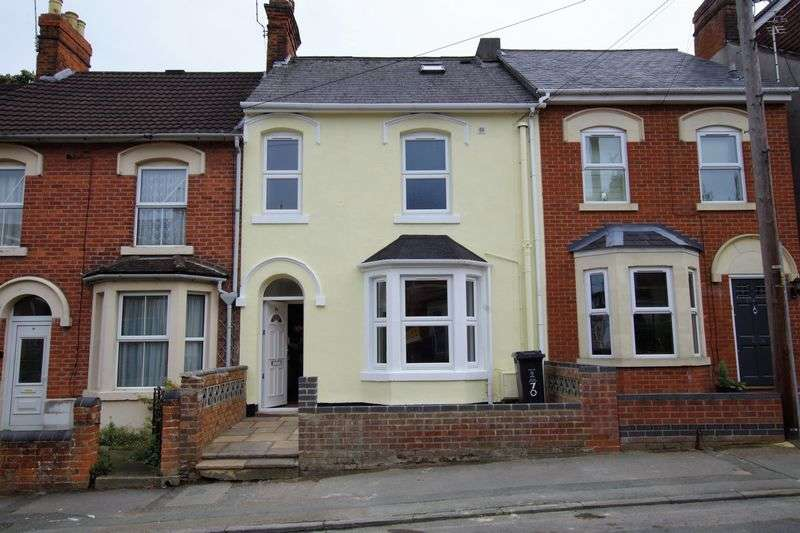4 Bedrooms Terraced House for sale in OLD TOWN, Swindon