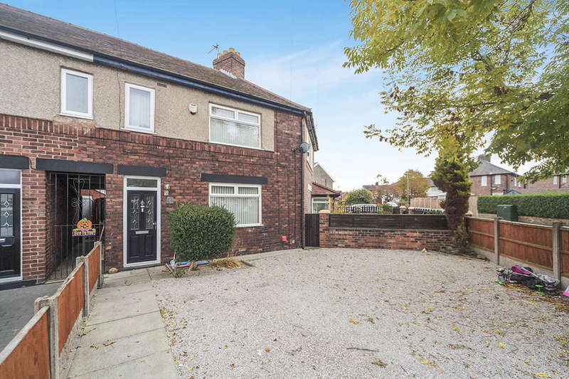 2 Bedrooms Semi Detached House for sale in Mcvinnie Road, Prescot, L35