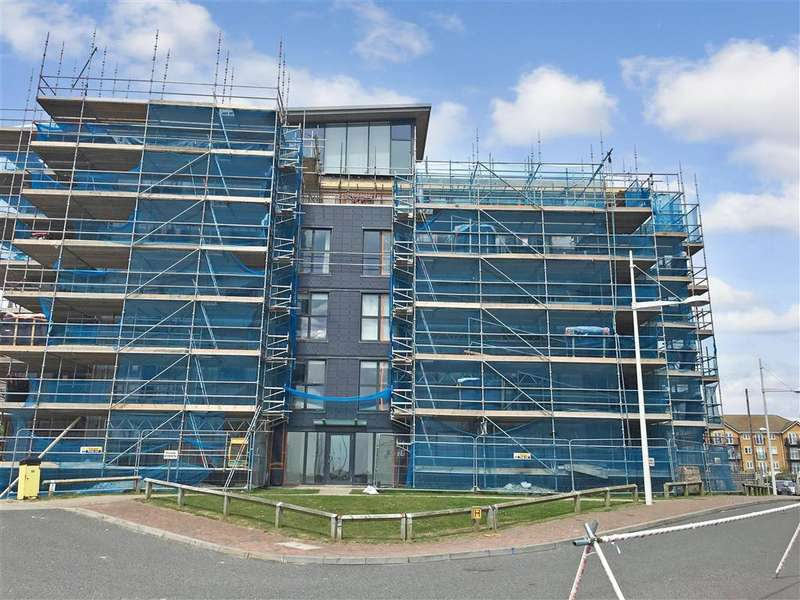 2 Bedrooms Apartment Flat for sale in West Quay, Newhaven, East Sussex