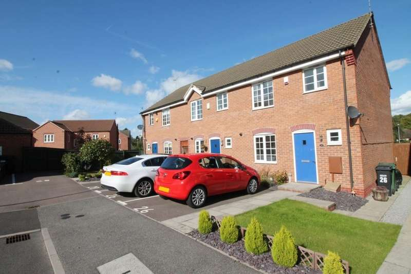 3 Bedrooms Property for sale in Dunnock Close, Ravenshead, Nottingham, NG15