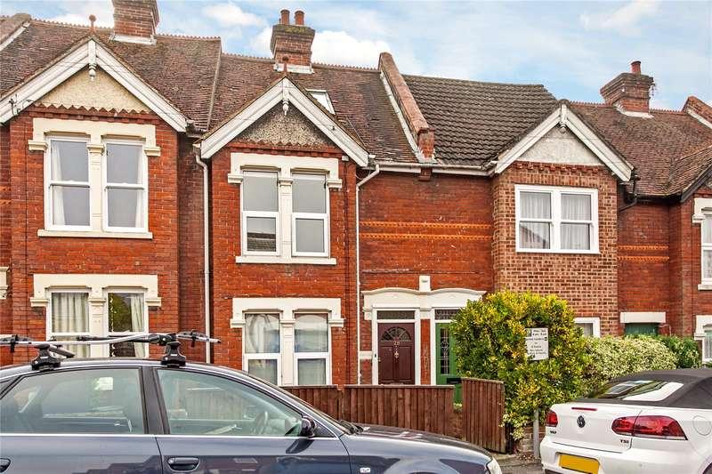 3 Bedrooms Terraced House for sale in Belle Vue Road, Salisbury, Wiltshire, SP1