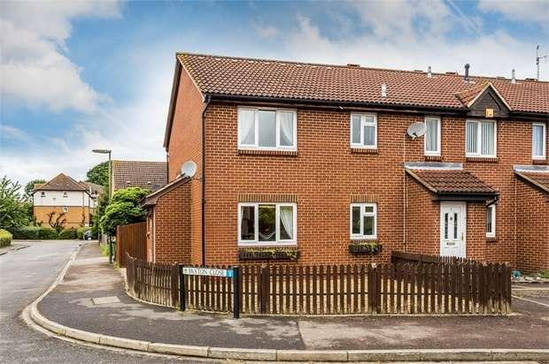 1 Bedroom End Of Terrace House for sale in Shaw Drive, Walton-on-Thames, Surrey