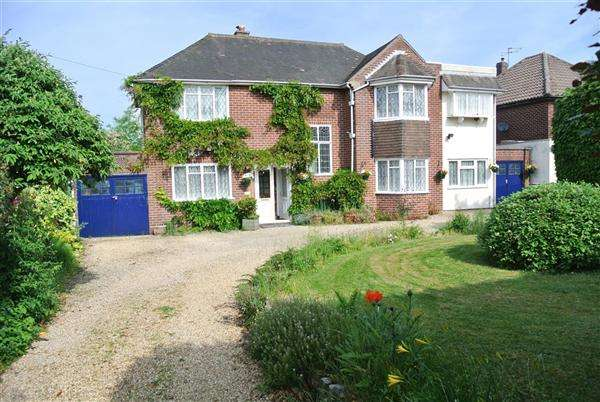 5 Bedrooms Detached House for sale in Skip Lane, Walsall