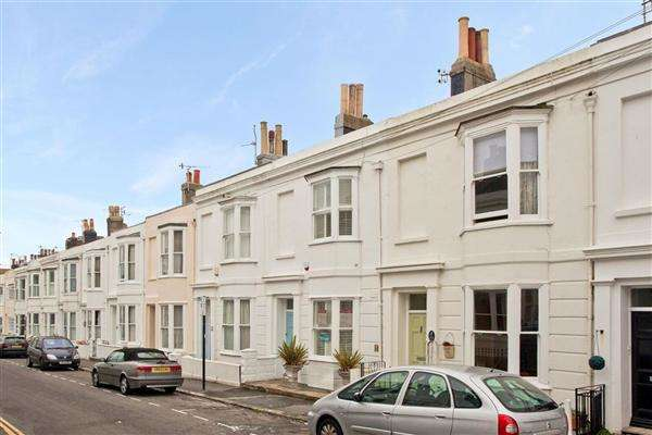 2 Bedrooms Terraced House for sale in Great College Street, Brighton