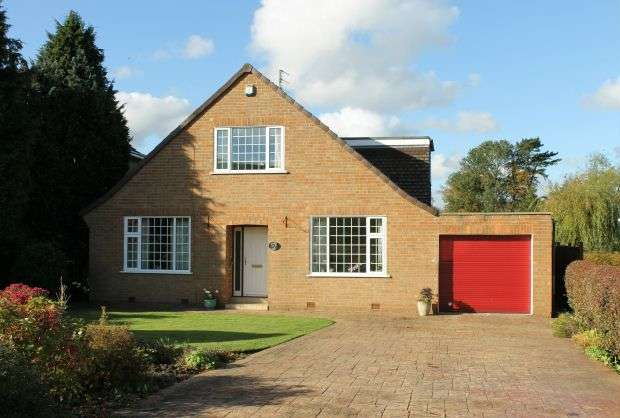 4 Bedrooms Detached House for sale in Thames Avenue, Guisborough