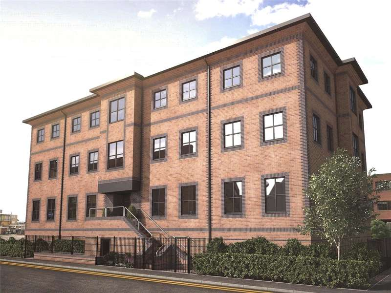 2 Bedrooms Apartment Flat for sale in Mendy Street, High Wycombe, Buckinghamshire, HP11