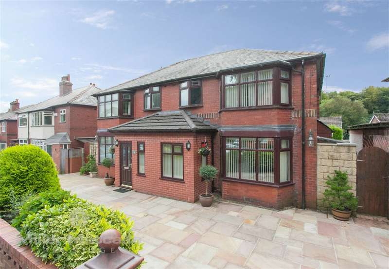 7 Bedrooms Detached House for sale in Smithills Croft Road, Smithills, Bolton, Lancashire