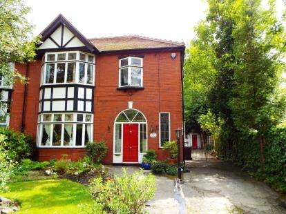 4 Bedrooms Semi Detached House for sale in Wilbraham Road, Manchester, Greater Manchester